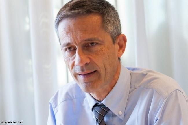 Jean-Christophe Lalanne (vice-président du Cigref, EVP CIO d'Air France-KLM) : « quand on parle de souveraineté, on parle avant tout de données. »