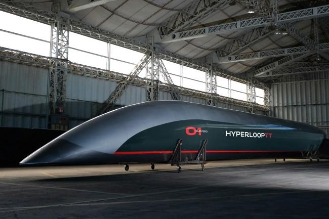 Pour accélérer la commercialisation du train supersonique Hyperloop, la société va accueillir une centaine d'ingénieurs d'Altran à Toulouse. (Crédit Photo : Hyperloop)