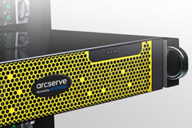 La dernière génération d'appliance Arcserve X Series Secured by Sophos permet de sécuriser jusqu'à plus de 3 Po de données. (crédit ; Arcserve)