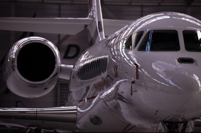 Des documents relatifs au dernier Falcon 6X de Dassault Falcon Jet auraient été volés par l'opérateur malveillant derrière Ragnar Locker qui menace de les publier si une rançon n'est pas versée. (crédit : Dassault Falcon Jet)
