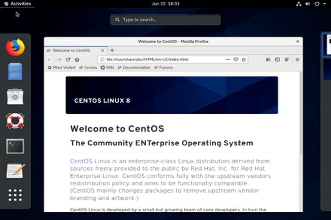 En concentrant ses investissements sur CentOS Stream, Red Hat signe l'arrêt de mort de CentOS Linux. (Crédit Photo: Wiki CentOS)