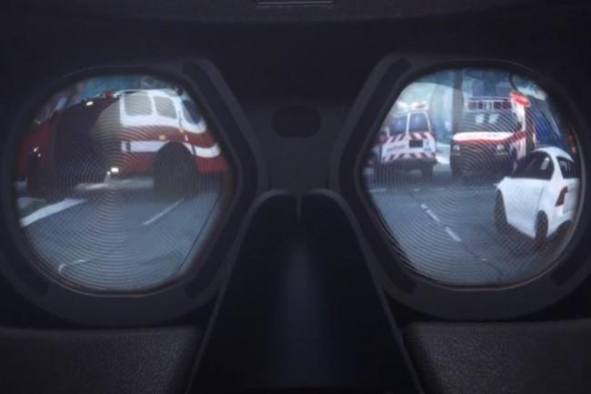 La réalité virtuelle permet de plonger dans un scénario d'usage réel à moindre frais pour une efficacité bien souvent au rendez-vous. (crédit : HP)