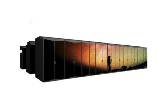 Les serveurs HPC de HPE, en partie hérités de Cray, sont désormais disponibles en mode abonnement avec le programme GreenLake. (Crédit HPE)