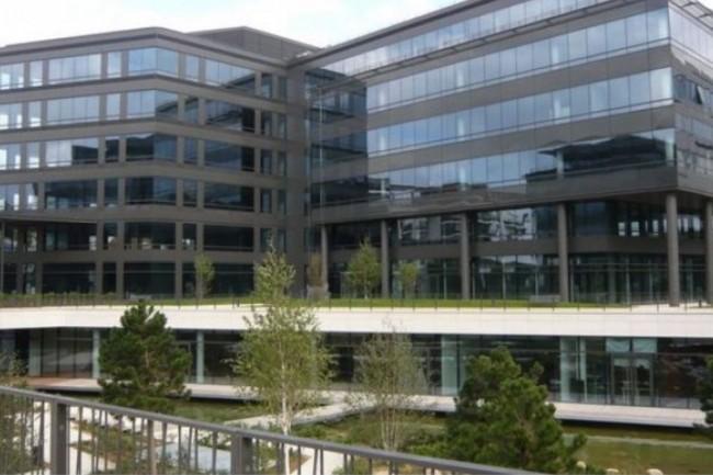 Les organisations syndicales d'IBM France (ci-dessus le siège de Bois-Colombes) appellent à une journée de mobilisation nationale le 21 janvier prochain. (Crédit photo: IBM France)
