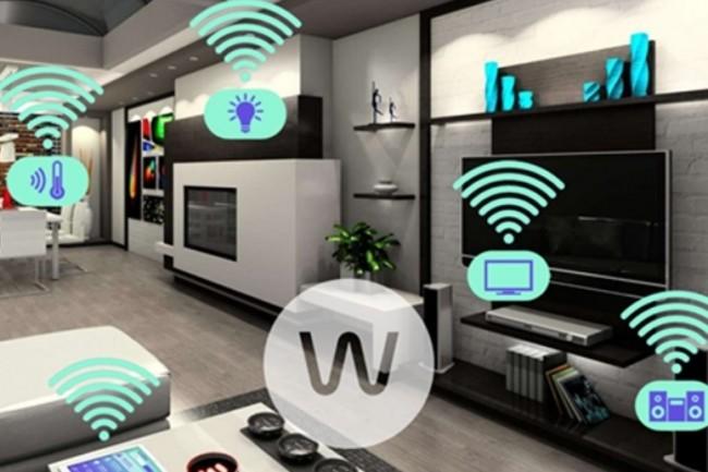 La technologie Z-Wave utilise un spectre radio plus bas que les autres technologies de réseau sans fil ce qui permet à ses signaux de traverser plus facilement des obstacles physiques tels que des murs. (crédit : Verify Recruitment)