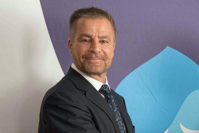 En tant que DG d'Altran, Dominique Cerutti a activement soutenu l'acquisition de la société d'ingénierie par Capgemini. (Crédit : Capgemini / Antoine Repessé)