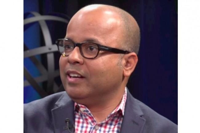 � Rubrik n'est pas centr� que sur la restauration de donn�es mais aussi le data management, la compliance et la s�curit� �, a expliqu� Bipul Sinha, CEO de Rubrik lors d'un point presse en visioconf�rence lundi 21 d�cembre 2020. (cr�dit : D.R.)