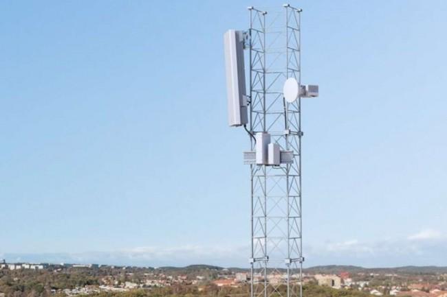 Les antennes 5G sont loin d'être déployées sur tout le territoire, mais les forfaits télécoms associés le sont bien. (crédit : Ericsson)