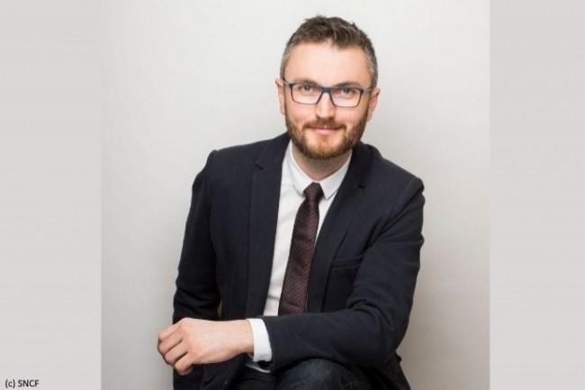 Micha�l Fleurbaey (responsable du p�le e-R�putation, SNCF) : � la multiplicit� des canaux sur lesquels les clients peuvent nous contacter facilite les �changes. �