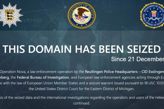 Le FBI et Europol ont unis leurs forces pour démembrer 3 services VPN et d'hébergement d'activités cybercriminelles. (crédit : D.R.)