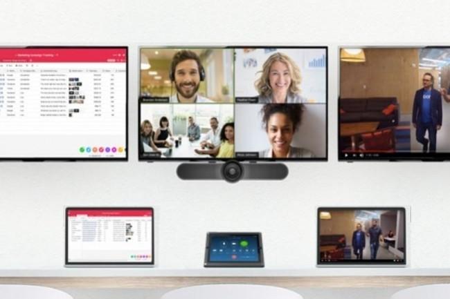 En complément de sa plateforme de visioconférence, Zoom plancherait sur des services de messagerie électronique et d'agenda. (Crédit Photo: DR)