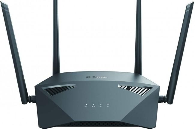 Les routeurs WPA3, comme le D-Link DIR-1950, renforce la sécurité des réseaux WiFi grâce au WPA3. (Crédit D-Link)