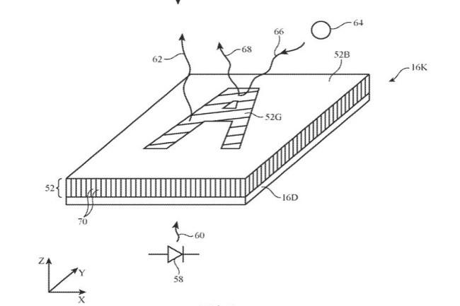 A l'avenir, les claviers des MacBook d'Apple pourraient comprendre des touches dotées d'écran et seraient reconfigurables