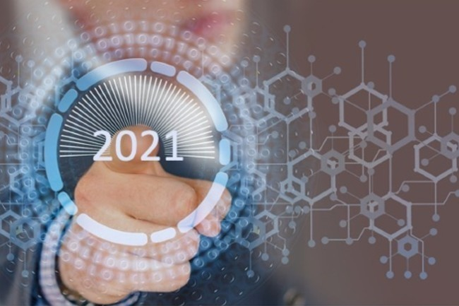 En 2020, les DAF se sont rapprochés des datas et du business. En toute logique, en 2021, il leur faudra prendre en compte la cybersécurité (Photo Pixabay)
