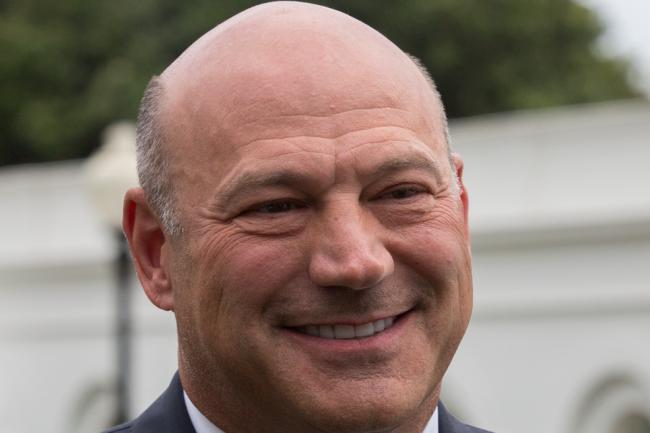 Gary Cohn a été directeur conseil économique national sous la présidence de Donald Trump jusqu'en 2018. Il devient aujourd'hui vice-président du conseil d'administration d'IBM. (Crédit Photo: Wikipedia)