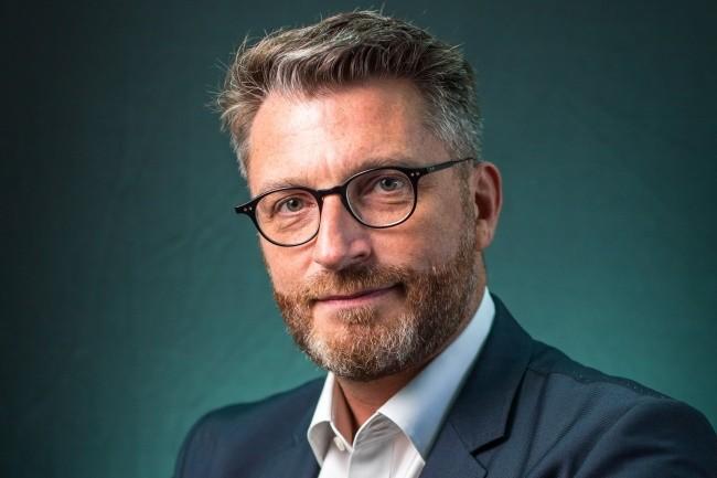 Bertrand Trastour (ci-dessus) a été nommé directeur général de Kaspersky France et Tanguy de Coatpont prend les rênes de l'Europe du Sud. (Crédit Photo : Kaspersky)