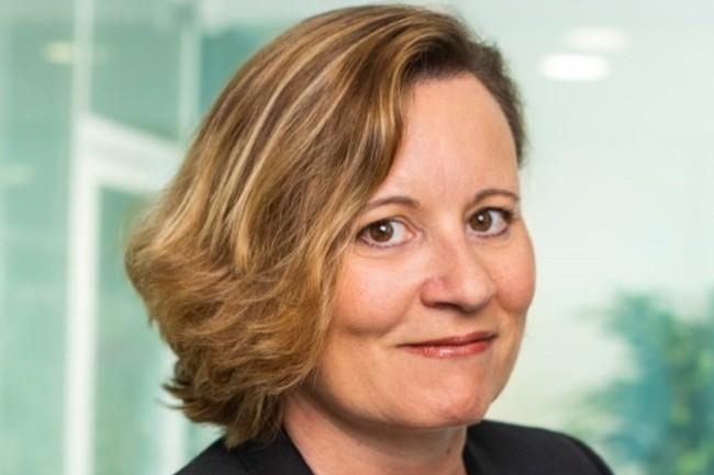 Isabelle Leroy, directrice Marketing & Vente directe de La Mutuelle Générale, se réjouit d'importants gains de temps pour les clients professionnels. (crédit : D.R.)