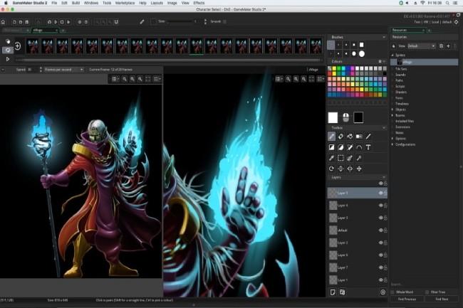 Opera a racheté Yoyo Games et son moteur de jeu GameMaker Studio 2 pour créer sa division pour le gaming. (Crédit Photo: Yoyo Games)