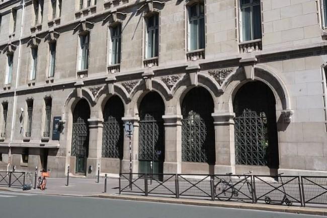 A Paris, le lycée Louis-le-Grand (ci-dessus l'entrée principale) fait partie des établissements qui proposent la prépa MP2I. (Crédit photo: Wikipedia).