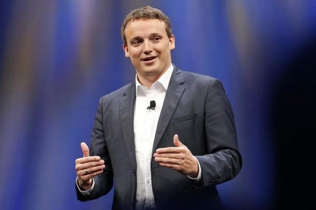Le dernier CEO de SAP retisse les liens avec Microsoft. (Crédit SAP)
