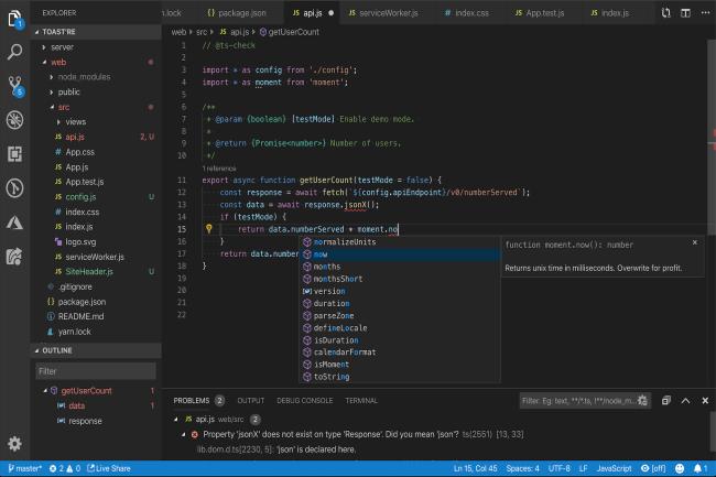 Le projet Open Web Docs vise à assurer une pérennité à la documentation de haut niveau pour les développeurs de technologies comme JavaScript par exemple. (Crédit Photo: Microsoft)