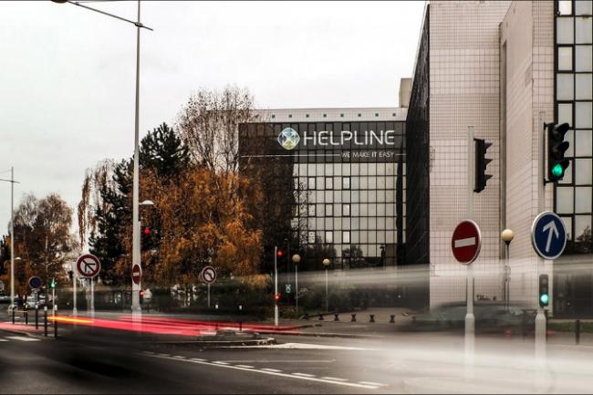 Face aux poids lourds du cloud, Helpline joue la carte de la proximit�. (Cr�dit Google)