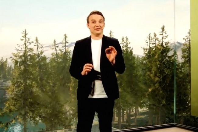 Avec RISE with SAP, Christian Klein, CEO de l'éditeur allemand, vient d'annoncer une offre packagée pour aider les clients à migrer dans le cloud de leur choix. (Crédit : SAP)