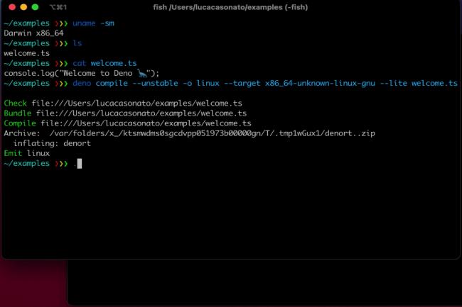 La version 1.7 de Deno améliore la c