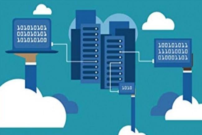 Au cours du dernier trimestre, Microsoft a dépensé 5,4 milliards de dollars pour soutenir la croissance de ses offres cloud. (crédit : Microsoft)