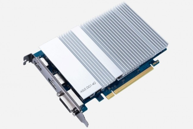 Asus a déjà prévu de monter la carte Iris Xe d'Intel dans des PC destiné à la bureautique. (Crédit Intel)