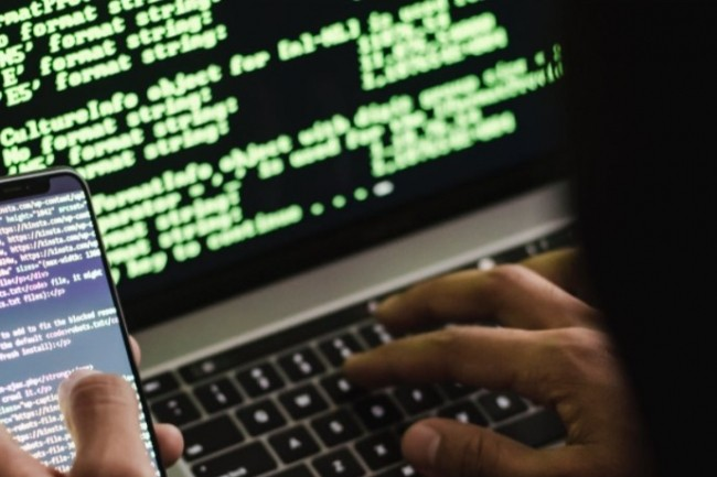 � Les donn�es montrent que le blanchiment d'argent par ransomware est encore plus concentr� au niveau de l'adresse de d�p�t �, (Sora Shimazaki / Pexels)