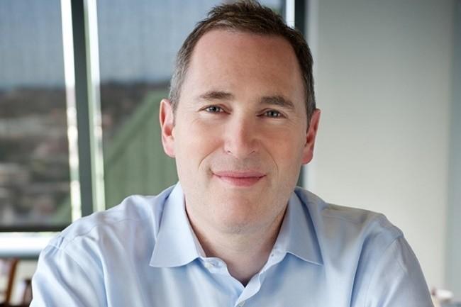 Andy Jassy, actuel patron d'AWS a été choisi par Jeff Bezos pour lui succéder en tant que CEO d'Amazon au 3ème trimestre 2021 (Crédit Photo : IDG)