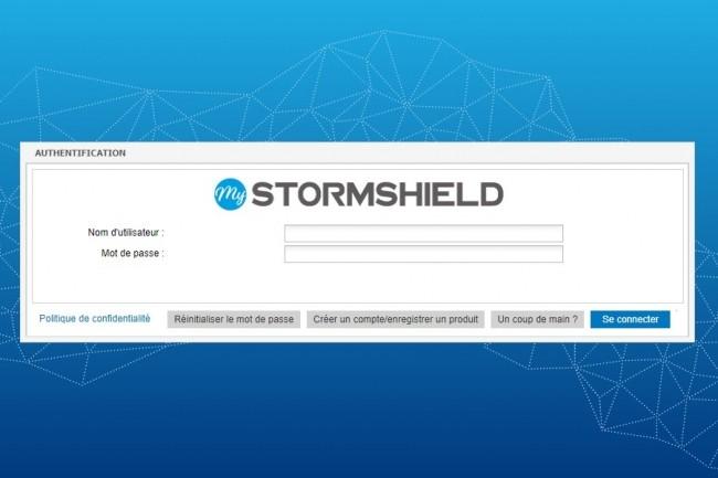 Le portail de gestion technique de Stormshield assurant du support à ses clients a été piraté. (crédit : Stormshield)