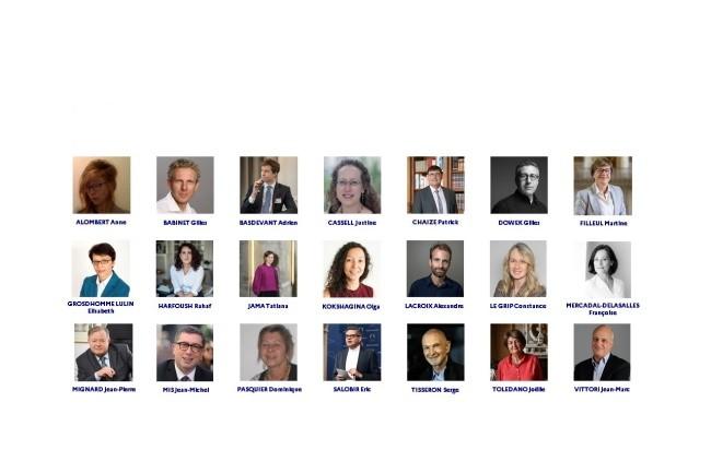 Réduit à 21 membres, le collège du CNNum intègre des personnes de plusieurs horizons (philosophe, anthropologue, sociologue, écrivain) pour réfléchir sur l'impact de la révolution technologique. (Crédit Photo: CNNum))