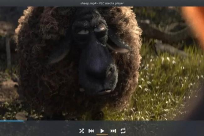 Le célèbre player VLC fait peau neuve avec sa v4. (crédit : D.R.)