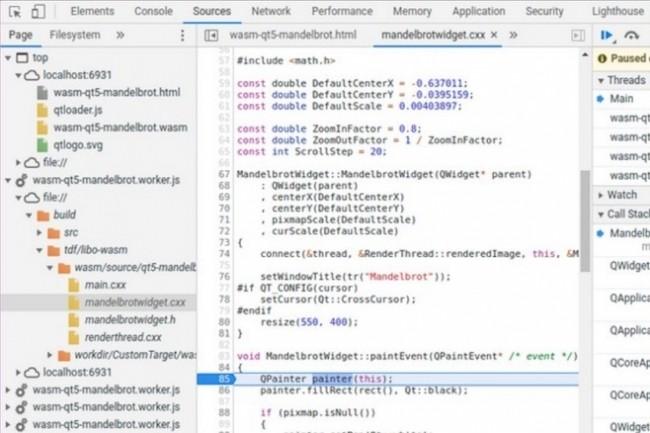 Dans leur portage de LibreOffice vers Wasm, c'est avec Chromium qu'a été obtenue la meilleure expérience, ont indiqué les développeurs de The Document Foundation. (Crédit :Thorsten Behrens et Jan-Marek Glogowski)