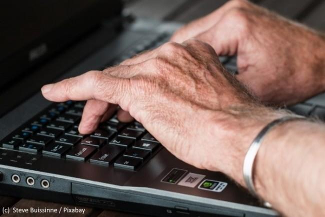Etre senior ne signifie pas ne pas savoir s'adapter au télétravail.