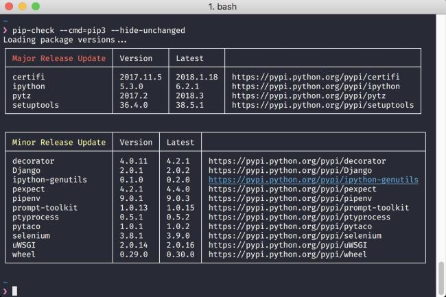 Google Cloud utilise Python Package Index (PyPI) pour distribuer des centaines de biblioth�ques clientes et d�outils de d�veloppement dont TensorFlow. (Cr�dit : PSF)