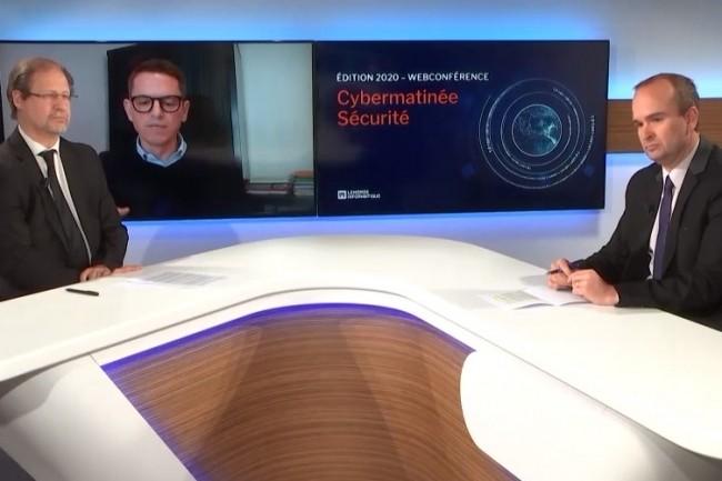La prochaine Cybermatinée Sécurité Paca sera diffusée le 10 mars 2021 sur LMI. (crédit : LMI)