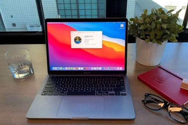 Des utilisateurs de Mac M1 font état d'usure SSD anormale allant jusqu'à 20% en à peine plus de trois mois. (crédit : IDG)