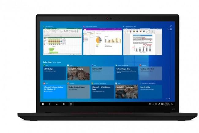 Le ThinkPad X13 Gen 2 i (version Intel) sera commercialisée en mars à un prix de départ de 1299 dollars HT et le ThinkPad X13 Gen 2 (version AMD) en mai, à partir de 1 139 dollars HT. (crédit : Lenovo)