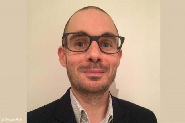 Sylvain Berdin, chef de projet ERP (groupe Altaïr) : « La solution Bext WS nous permettra d'exploiter au mieux les fonctionnalités de mobilité dans notre entrepôt. »