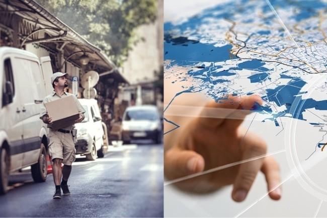 Avec son concours, Amazon espère mieux profiter de la connaissance tacite des chauffeurs dans l'optimisation de ses livraisons. (Photos Amazon DR)