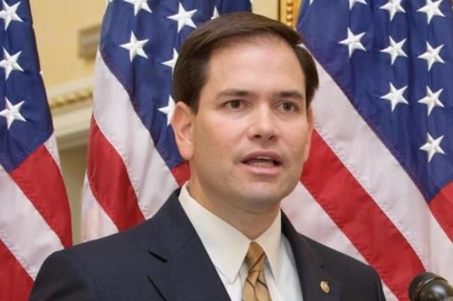« Apparemment, ils [AWS] étaient trop occupés pour en discuter ici avec nous aujourd'hui, et j'espère qu'ils reconsidéreront cela à l'avenir », a fait expliqué Marco Rubio, sénateur de Floride et vice chairman de la commission de renseignement du sénat. (crédit : Etat de Floride)