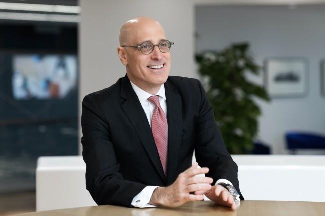 Nommé président groupe de NewCo, Elly Keinan a précédemment été directeur général d'IBM pour l'Amérique du Nord. (Crédit : IBM)