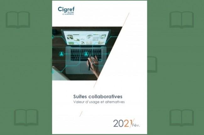 Le Cigref vient de publier � Suites collaboratives : valeur d�usage et alternatives �.