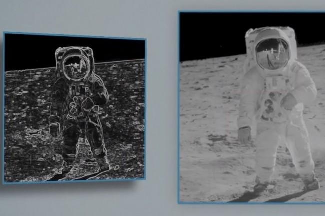 La formation proposée sur Fun par l'institut Mines-Télécom permet de réaliser des opérations de base au traitement des images. (Crédit photo : institut Mines-Télécom)