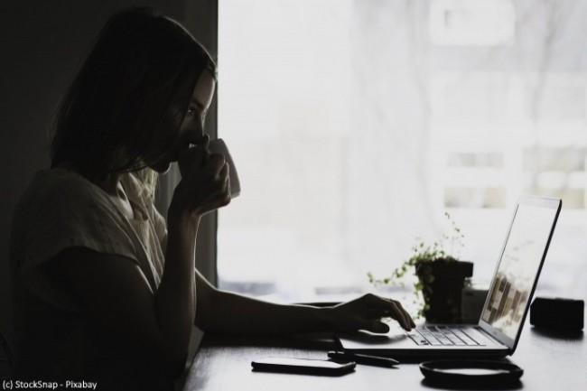 Selon l'étude réalisée par Citrix, plus d'un employé de bureau français sur quatre cite la possibilité de télétravailler comme critère décisif pour changer de poste.