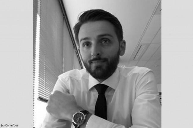 Philippe Palmer, directeur des rémunérations chez Carrefour : « Grâce à la solution Teams RH, nos franchisés peuvent se recentrer entièrement sur leur activité ».