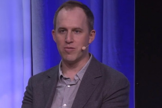 Actuellement président de Salesforce, Bret Taylor devrait être promu CEO dans les prochains mois. (crédit : Salesforce)